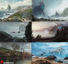 Pacific Rim Doodles by Changinghand on DeviantArt Pacific Rim Kaiju, Pacific Rim Jaeger, King Kong, Godzilla, Gipsy Danger, Iron Man Wallpaper, Robot Concept Art, Fantasy Landscape, American Horror