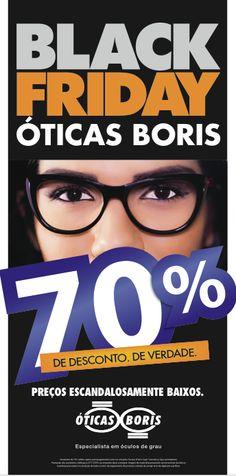 Adesivo - Óticas Boris