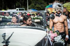 50 imágenes que resumen la Marcha del Orgullo Gay en Bogotá | Shock | Música, cine, entretenimiento y cultura joven en Colombia