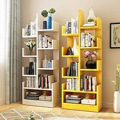 Cheap Bookcase, Simple Bookshelf, Wall Bookshelves, Bookcase Storage, Shelving, Living Room Storage, My New Room, Home Furniture, Lockers