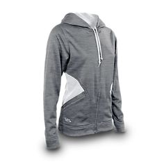 Boombah Women's Breeze Full Zip Hoodie