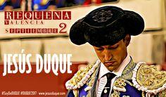 Será en el marco de la Feria y Fiestas de la Vendimia 2017, el día 2 de septiembre a las seis y media de la tarde junto a Juan José Padilla…