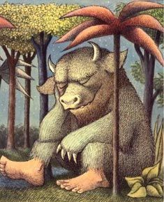 """Maurice Sendak's """"Where the Wild Things Are"""" eBook in .epub and .pdf formats - http://www.epubsearch.com/"""