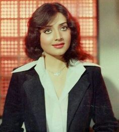 Indian Bollywood Actress, Bollywood Photos, Yogeeta Bali, Classic Beauty, Actresses, Actors, Blazer, Retro, Women