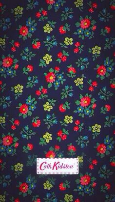 Flowers Background Iphone Cath Kidston 47 Ideas For 2019 Vintage Floral Backgrounds, Flower Backgrounds, Drawing Wallpaper, Flower Wallpaper, Wallpaper Stickers, Iphone Wallpaper, Cath Kidston Wallpaper, Flower Shop Interiors, Tech Background