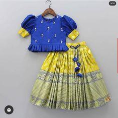 Girls Frock Design, Kids Frocks Design, Baby Frocks Designs, Indian Dresses For Kids, Dresses Kids Girl, Kids Dress Wear, Kids Gown, Kids Wear, Baby Girl Frocks