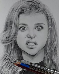 Drawing Pencil Portraits - Wonderful pencil drawing works by Honey Blade Discover The Secrets Of Drawing Realistic Pencil Portraits