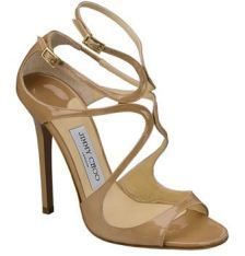 """Jennifer Aniston wore these shoes.  I just have a """"thing"""" for strappy heels.  :)"""