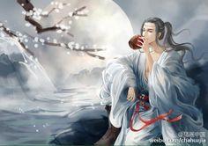 . China People, Chinese Man, Ancient Art, Anime Guys, Animation, Fantasy, Illustration, Movies, Painting