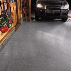 The Epoxy floor