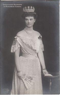 Alexandra of Mecklenburg-Schwerin