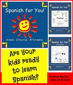 Spanish for You - come read my review.