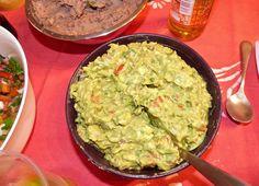 guacamole recette Mexicaine