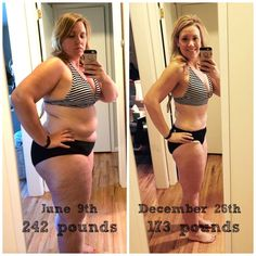 Before and After: 21-Day Fix Story - Marionberry Fitness