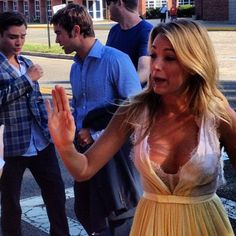GG set - Blake Lively, Chace Crawford and Ed Westwick - July 9 and 10 (http://thebrspectator.com/?p=5443)