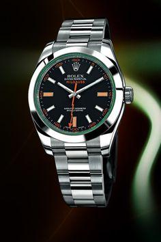 Rolex Milgauss Profile Photo
