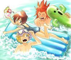 Kingdom Hearts   Square Enix   Disney Interactive Studios   Shiro Amano