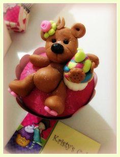 #cupcakes #lima #peru #osito