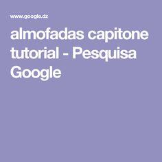 almofadas capitone tutorial - Pesquisa Google