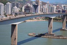 Terceira ponte-Vitória-Espirito Santo-Brasil