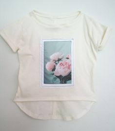 Flower Child Tee by CauliflowerKids on Etsy
