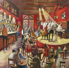 Didier Lourenço » Oil on canvas 2010