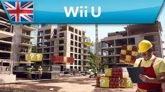 Super Mario Maker - Be a player or a Mario Maker (Wii U)