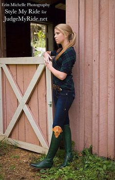 Vincerò boots in the barn. #fashion #style #boots www.stylemyride.net @sweetfresno