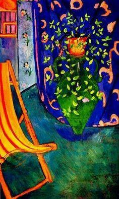 Colori del' Matisse