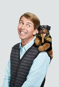 'The Jack and Triumph Show', A New Adult Swim Series Starring Jack McBrayer and Triumph the Insult Comic Dog