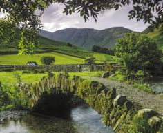 stone bridge - Wastwater, Lake District, England by Ian Cameron Cumbria, Places To Travel, Places To See, Beautiful World, Beautiful Places, Beautiful Scenery, Amazing Places, British Countryside, Reisen In Europa