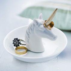 Ringhalter Einhorn online kaufen ➜ Bestellen Sie Ringhalter Einhorn für nur 6,90€ im design3000.de Online Shop - versandkostenfreie Lieferung ab 50€!