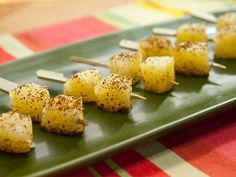 Get this all-star, easy-to-follow Chile-Spiced Pineapple recipe from The Kitchen