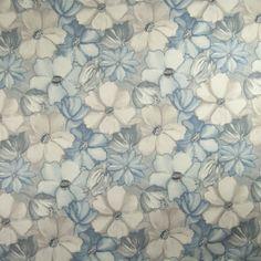 Warwick Fabrics : KRISTINA Dusk #floral #textiles