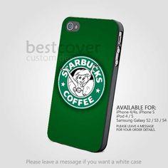 Little Mermaid Starbuck Logo for iPhone 4/4S/5 iPod 4/5 Samsung Galaxy S2/S3/S4 Case |BestCover on Luulla