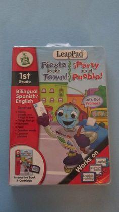 LeapPad 1st Grade Fiesta in the Town
