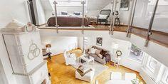 Jurnal de design interior: Plan deschis într-un duplex de 81 m²