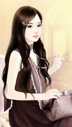 Imagen de girl, korean, and Enakei