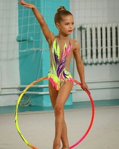 Image may contain: 1 person Gymnastics Suits, Gymnastics Competition Leotards, Gymnastics Costumes, Gym Leotards, Rhythmic Gymnastics Leotards, Dance Costumes, Little Girl Pictures, Cute Little Girls, Custom Leotards