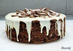 sernik bounty Tiramisu, Cake, Ethnic Recipes, Reading, Books, Diet, Libros, Kuchen, Book