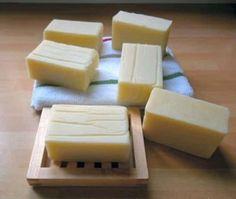 Découvrez la recette facile des savons de castille