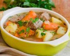 Irish stew (ragoût irlandais) (facile, rapide) - Une recette CuisineAZ