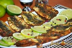 Sardine pane in stil marocan – reteta video How To Cook Fish, Sardinia, Fish And Seafood, Tandoori Chicken, Recipies, Pork, Cooking, Ethnic Recipes, Dan