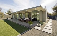 Mobile Web - Lifestyle - Will Eichler homes find new fans in Bay Area?