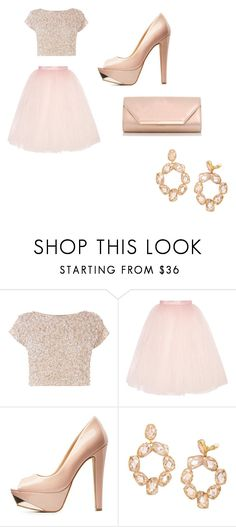 """""""Untitled #23"""" by magy999 on Polyvore featuring Ballet Beautiful, Charlotte Russe, Tory Burch and Dorothy Perkins"""