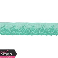Garden Party - Green Lace
