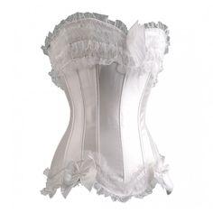 A3063 - Ivory Wedding Corset