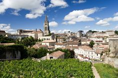 Saint Emilion- a charming Romanesque town near Bordeaux known for its wine and vineyards. I was in love immediately.