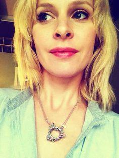 Paulina in TAKK necklace
