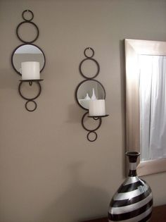 smoked oyster valspar paint | ... PAINT COLOR IS SMOKED OYSTER (Valspar)., Sconces are from Walmart (shh
